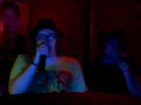 Patrick Stump Karaoke 2