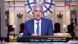 العاشرة مساء| حرب شوارع بمحافظة سوهاج بعد تهديد محطة الصرف الصحى لقبور الصوامعة