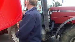 IFA Meath protest