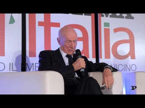 L'incontro Con Bernardo Caprotti, Fondatore Di Esselunga