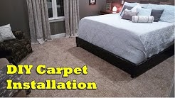How to Install Carpet - OurHouse DIY