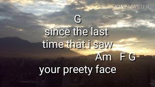 Here without you baby By- 3 Doors Down Lyrics and guitar chords