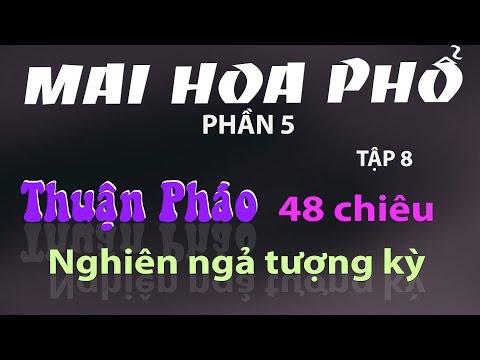 Cờ tướng | Học 48 chiêu Thuận Pháo làm rung chuyển tượng kỳ trong Mai Hoa Phổ Tập 08