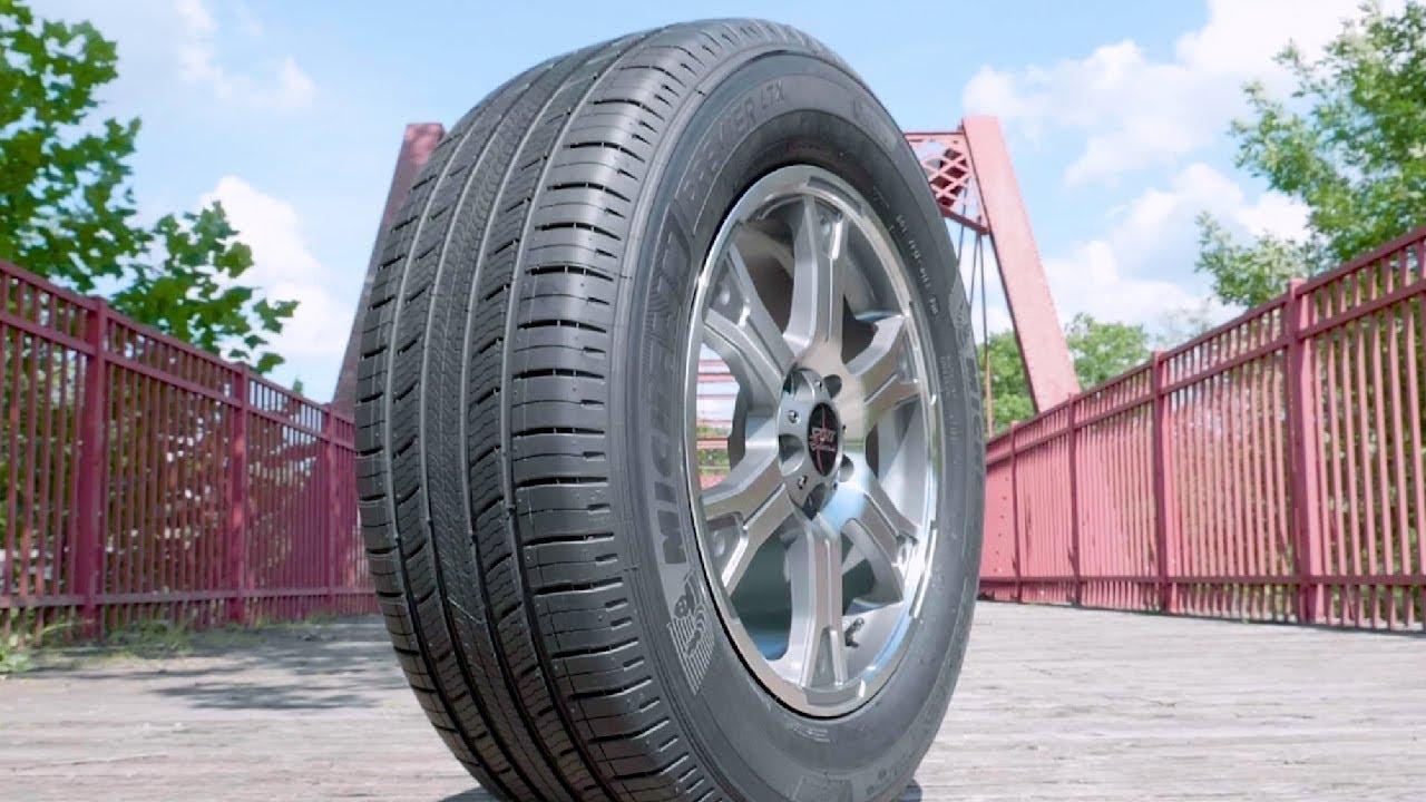 a closer look michelin premier ltx tire rack