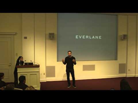 HarvardxDesign 2014: Michael Preysman, Everlane