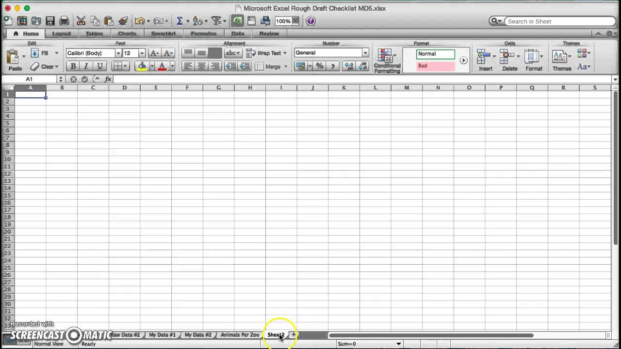 how to add hyperlink within excel for multiple sheets