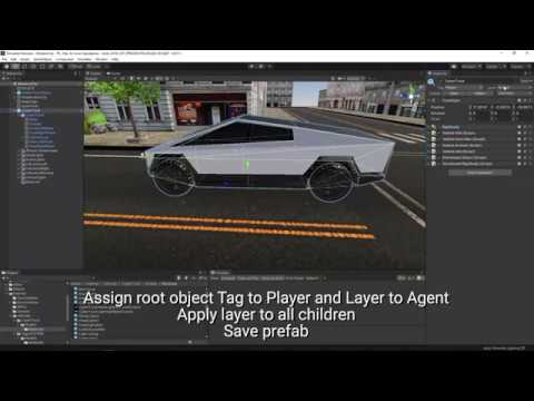 Tutorial: How to create a new vehicle asset for LGSVL Simulator