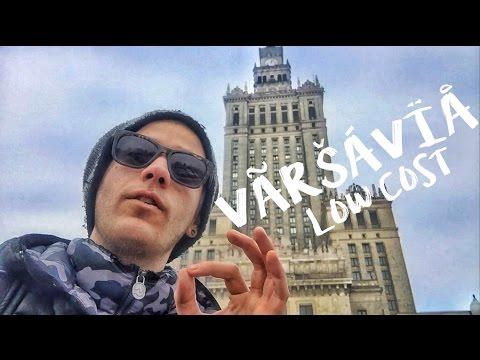 VARSAVIA Low Cost : 20€ Andata e Ritorno