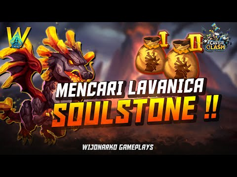 Hunt Lavanica SoulStone || Konflik Kastil Indonesia