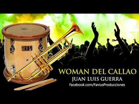 Pista Karaoke Demo: Woman del Callao (Juan Luis Guerra) - Favius Producciones