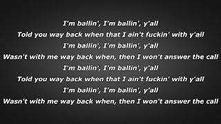 Logic - Still Ballin (ft. Wiz Khalifa) (Lyrics)