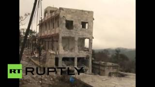 Syria: Army recaptures last major opposition stronghold in Latakia province
