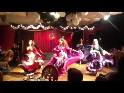Gadalka Russian Gypsy Song & Dance, Boris & The Hip Stars From Hip Expressions