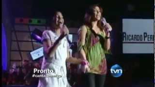 Pronto Canta Conmigo 2013 - Mónica