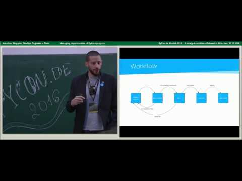 Jonathan Stoppani – Managing dependencies of Python projects