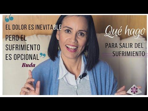 EL DOLOR ES INEVITABLE, EL SUFRIMIENTO ES OPCIONAL-BUDA|QUÉ HAGO PARA SALIR DEL SUFRIMIENTO