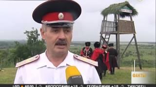 В Лабинском районе вспомнили погибших во время Гражданской войны казаков