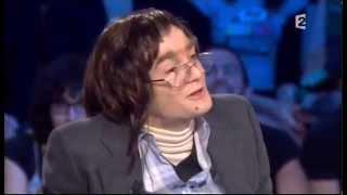 Jonathan Lambert & Véronique Genest - On n'est pas couché 20 décembre 2008 #ONPC