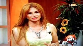 Repeat youtube video Mhonividente en Monterrey al Día PREDICCIONES 6/15/2016