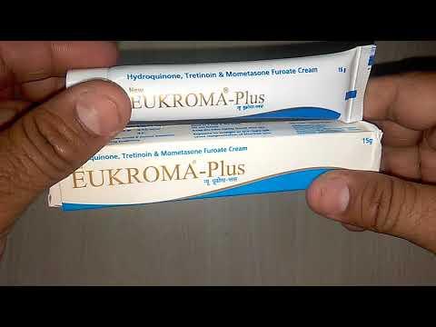 New Eukroma Plus Cream पुराने से पुराने झाइयां के दाग, काले धब्बे, निशान हटाये सिर्फ 7 दिन में