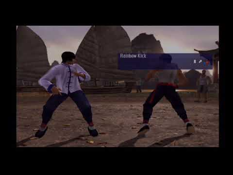 E24K's Tekken Tag Tournament - Law Command List
