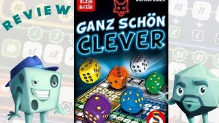 Ganz schön Clever Review - with Tom and Zee