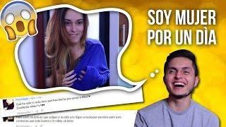 RETO DE LA BOTELLA + ¿QUE ES LO PRIMERO QUE LE MIRO A UNA MUJER? | Q | SANTIMAYE