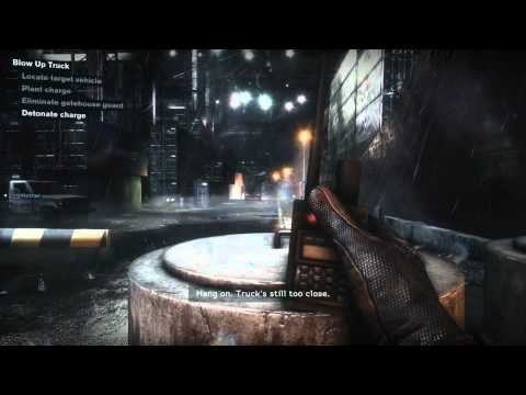 Medal of Honor Warfighter Blog: Single Player Introduction Footage (PC)