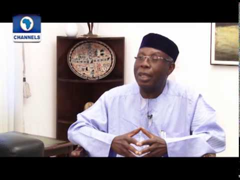 Road Map 2015: Audu Ogbeh Speaks On Twmbuwal's Defection