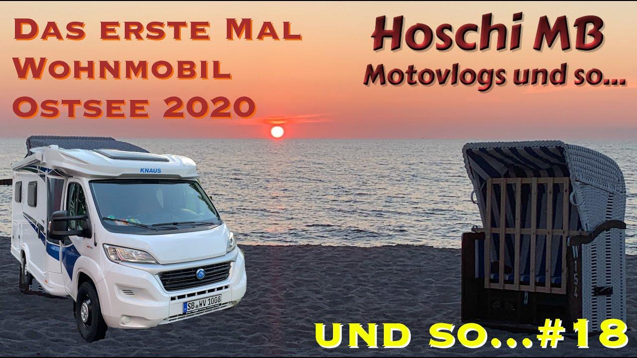 Knaus L!VE TI 9MF / Das erste Mal Wohnmobil Urlaub / Reisebericht /  Ostsee 9