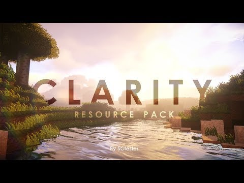 Clarity Resource Pack Continuum Shaders Cinematic Showcase Youtube