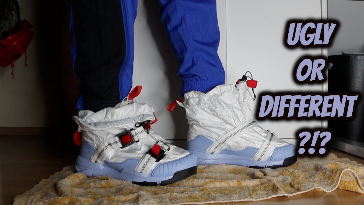 UGLIEST SHOE THIS YEAR?!? Nike Tom Sachs Mars Yard Overshoe REVIEW
