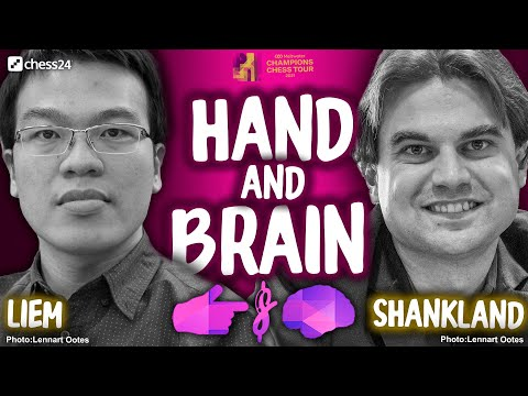 Sam Shankland and Liem Quang Le | Hand and Brain against Premium users!