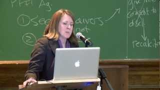 FATCA Forum - Part 5 of 9 - Allison Christians on FATCA and International Tax Law