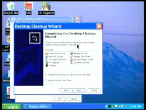 Tweak Windows XP's Performance