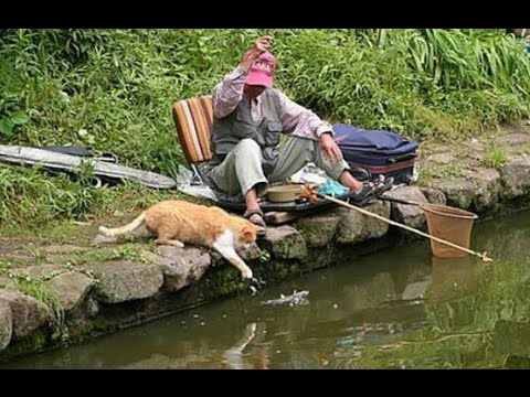 Рыбалка видео ролики, интересные сюжеты