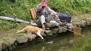 Очередные Приколы на Рыбалке! Горе рыбаки!