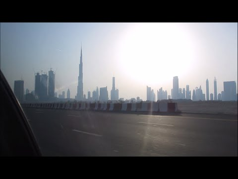 Taxi Ride Tour Around Dubai