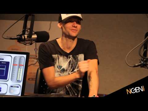 """NGEN radio's """"Off the Mic"""" with Brad from Rapture Ruckus"""