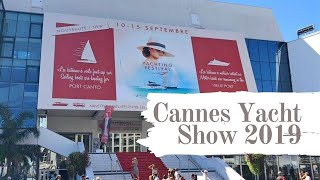 Cannes Yacht Show 2019