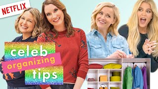 Celeb Secrets for Organizing Your Apartment from Netflix's 'The Home Edit' | Cosmopolitan