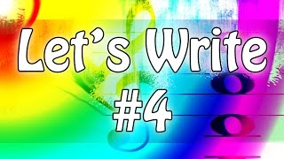 Let's Write! - Part 4 - 10 Minutes of Composition with Fake Dr. Levin