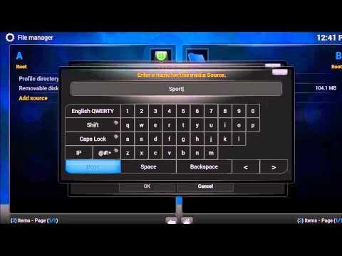 How To Install Sports Mania Kodi/XBMC Addon