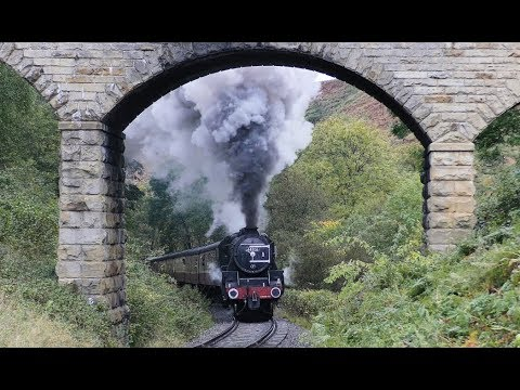 North Yorkshire Moors Railway - Annual Steam Gala 2017