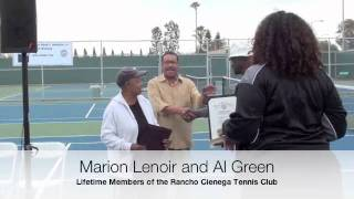 Grand Re-Opening of the Arthur Ashe Tennis Center of L.A. (Part Four)