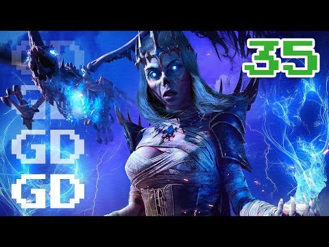 Neverwinter Gameplay Part 35 – The Undead and the Dying – Let's Play Series
