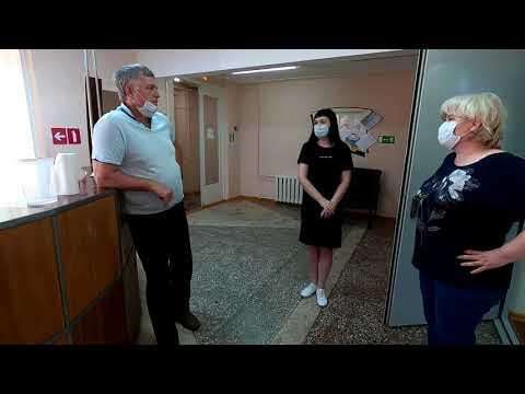Сергей Никитин совершил рабочую поездку по Ачинску
