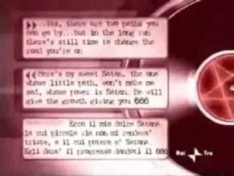 I messaggi subliminali nelle canzoni.mp4