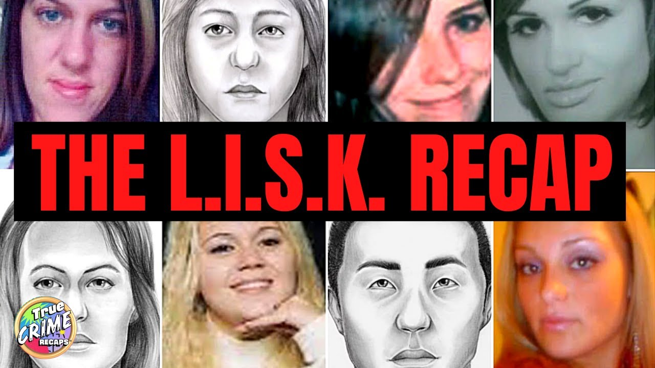 Hunting the Long Island Serial Killer Suspects