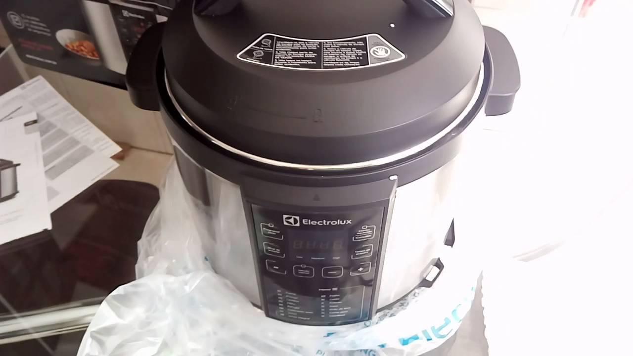 24eaddc0a Panela de pressão elétrica pcc20 electrolux - YouTube